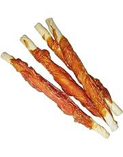 Hansepet Hähnchenfilet Stangen schonend getrocknet fettarm gut bekömmlich ca. 12 cm
