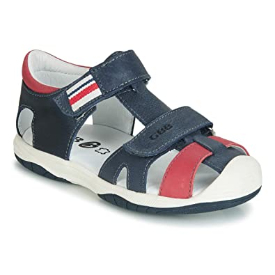 Sandales Et Nu Pieds Bleu Platinium Chaussure Bébé Garçon De