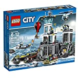 LEGO City Police Prison Island Building Kit (754 Piece)
