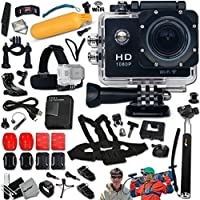 KoolCam AC300 Waterproof ACTION Camera / Camcorder HD...