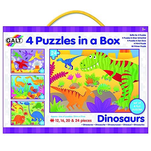 Galt Toys Dinosaurs Puzzles Piece