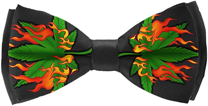 Novelty Tuxedo Bow Tie Formal Suit Bowtie Gift for Men Boys Teens