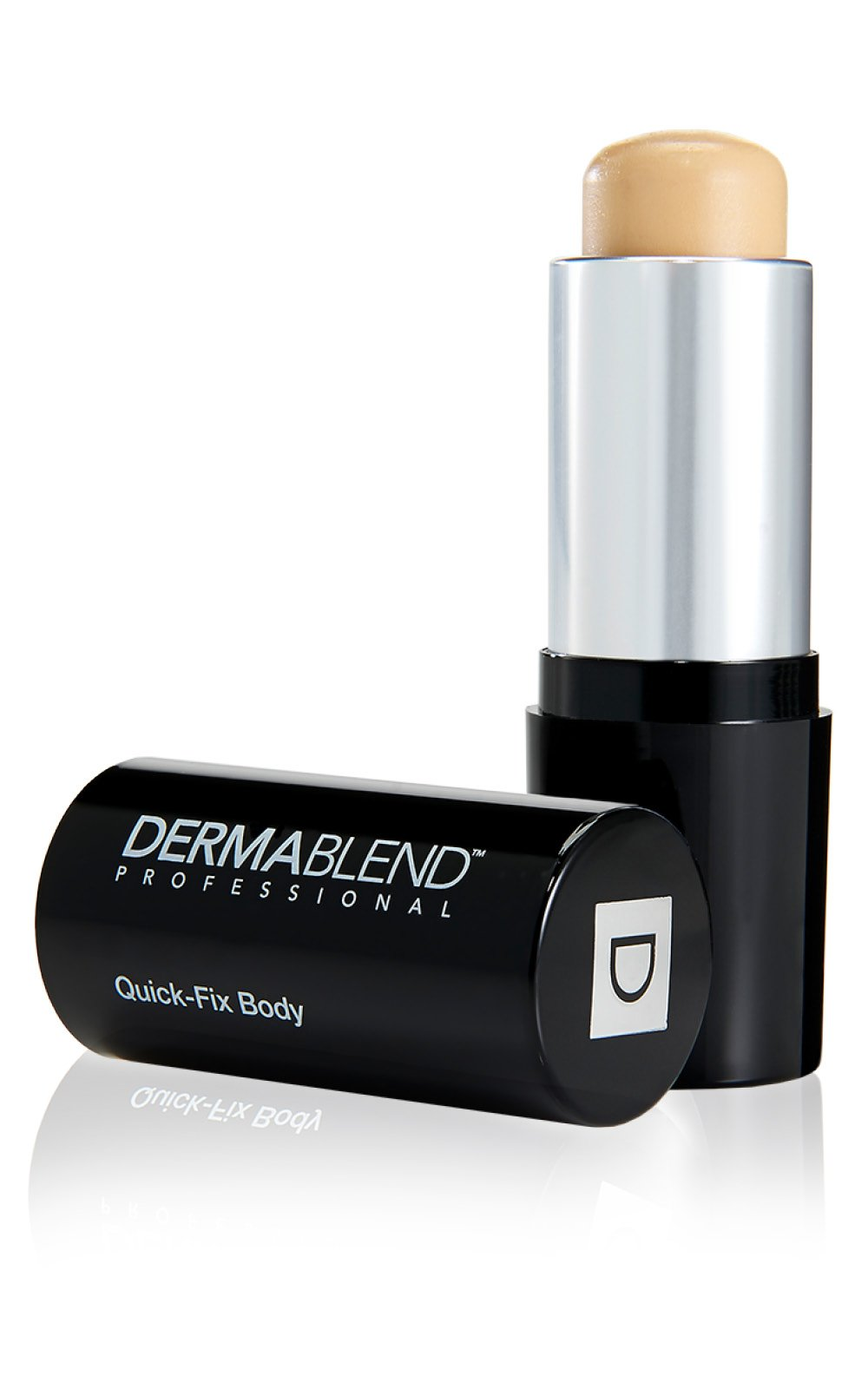 Dermablend Quick-Fix Body Foundation Stick for Full Coverage, 10 Shades, 0.42 Fl. Oz.