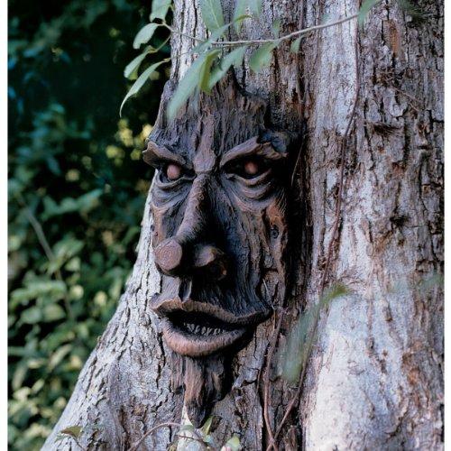 Large Mystical Forest Tree Home Garden Sculpture -
