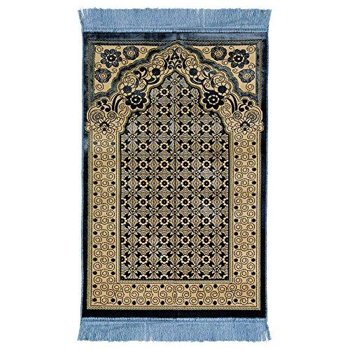 light blue prayer mat - 6