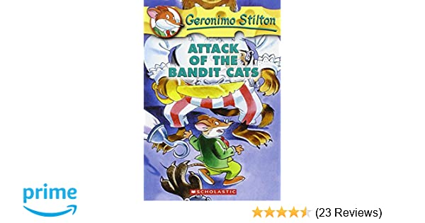 Amazon attack of the bandit cats geronimo stilton no 8 amazon attack of the bandit cats geronimo stilton no 8 8601421408110 geronimo stilton books fandeluxe