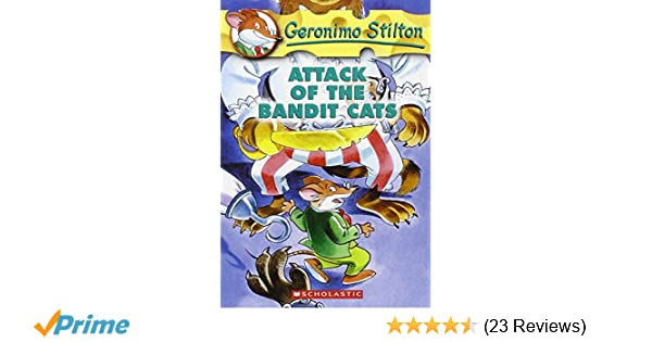 Amazon attack of the bandit cats geronimo stilton no 8 amazon attack of the bandit cats geronimo stilton no 8 8601421408110 geronimo stilton books fandeluxe Image collections