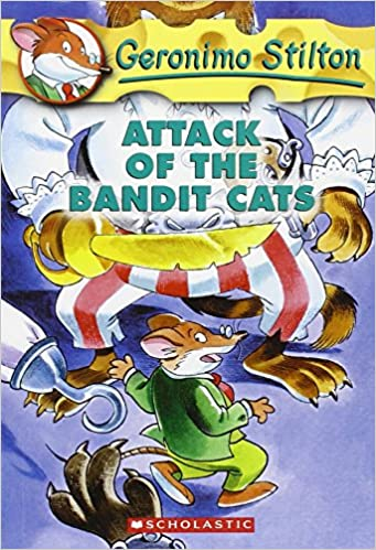 Amazon attack of the bandit cats geronimo stilton no 8 amazon attack of the bandit cats geronimo stilton no 8 8601421408110 geronimo stilton books fandeluxe Gallery