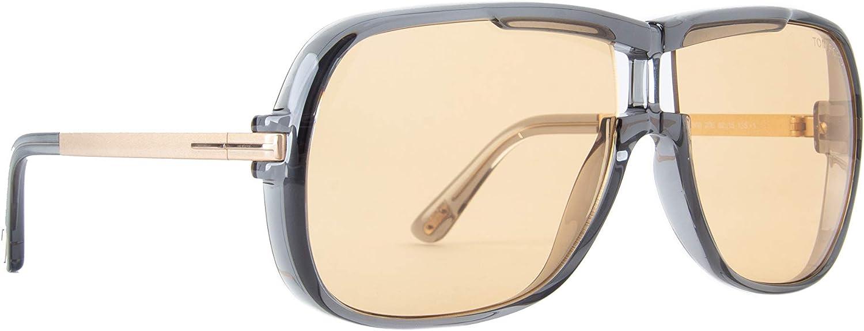 Tom Ford Sonnenbrille Caine (FT0800) Grau
