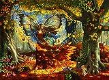 SUNSOUT INC Woodland Fairy 1500 pc Jigsaw Puzzle