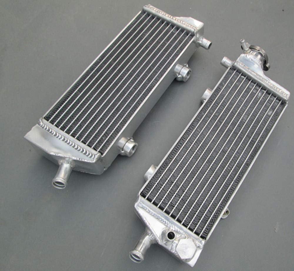 TARAZON MX Radiators for KTM EXC 500 EXC-F 250 350 XCF-W 250 350 XC-W 450 500 2012-2016 Aluminum Core Engine Water Cooling