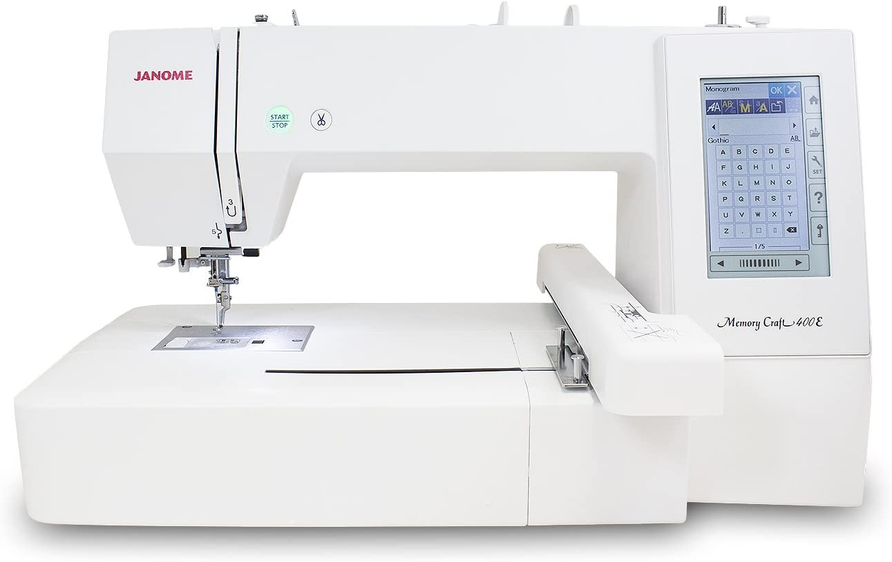 Best 5 Embroidery Machines