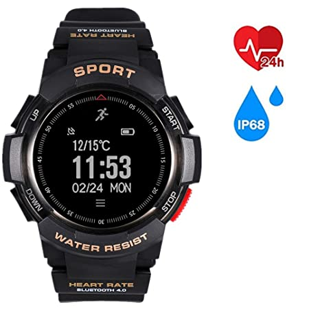 Amazon.com | Fitness Tracker Watch, FuriGer Outdoor Sports ...