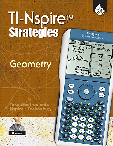 TI-Nspire Strategies: Geometry (Book & CD)
