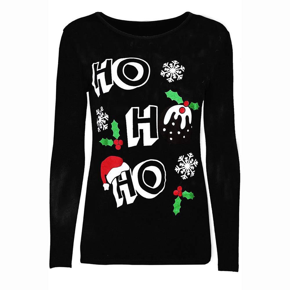 Women Coat,JKRED Christmas Women Zipper Dots Print Tops Hooded Sweatshirt Pullover Blouse T-Shirt