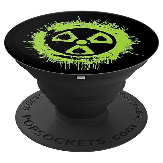Amazon Radiology Tech X Ray Radiation Symbol Distressed Grunge