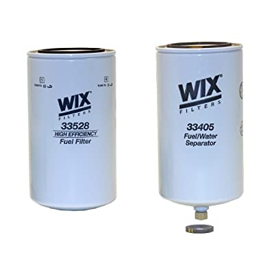 Wix Replacement Filters for FASS I Replaces FF3003 - FS1001: Automotive