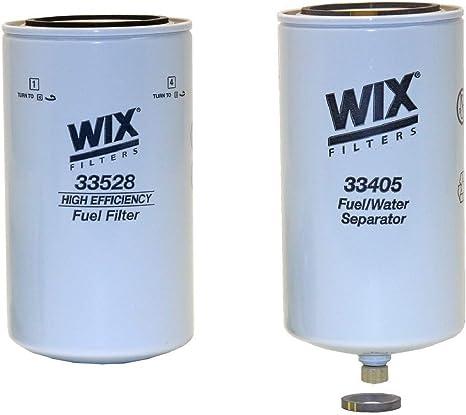 Fuel Water Separator Filter Wix 33405