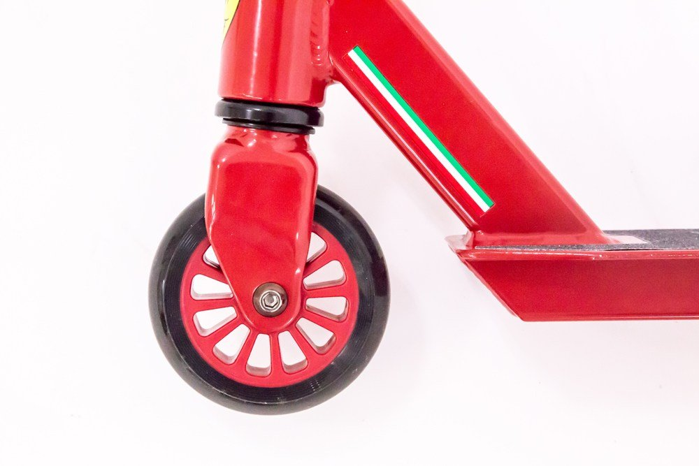 Ferrari patinete Pro Stunt 2 ruedas Rojo/Negro, FXA12, Negro ...