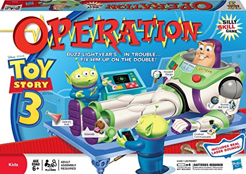 Toy Story 3 Operation Buzz Lightyear
