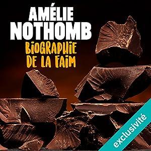 Biographie de la faim Audiobook