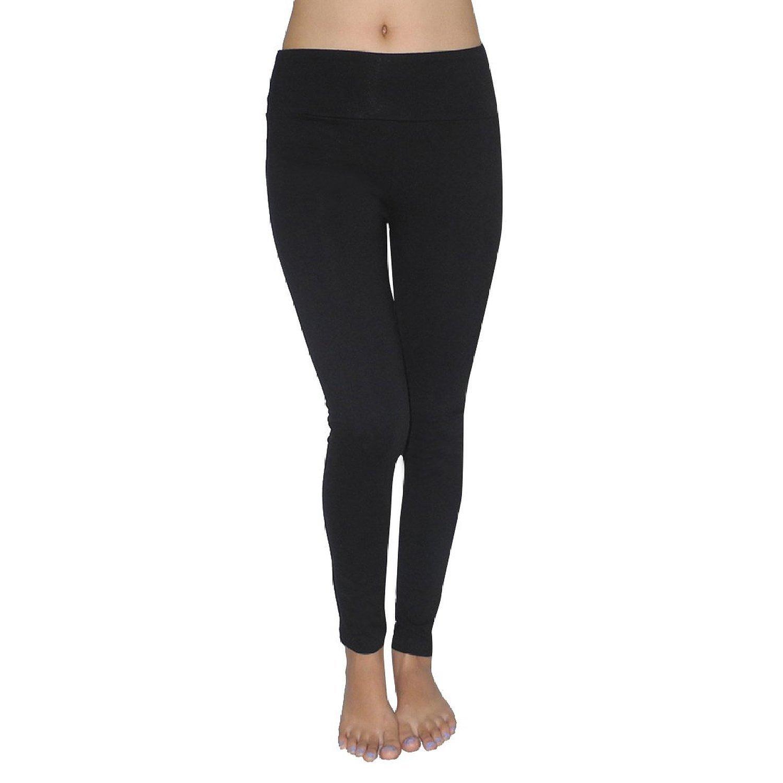 3e703fa3a6373 Balance Collection (by Marika) Womens Skinny Leggings / Yoga Pants XL Black:  Amazon.co.uk: Clothing