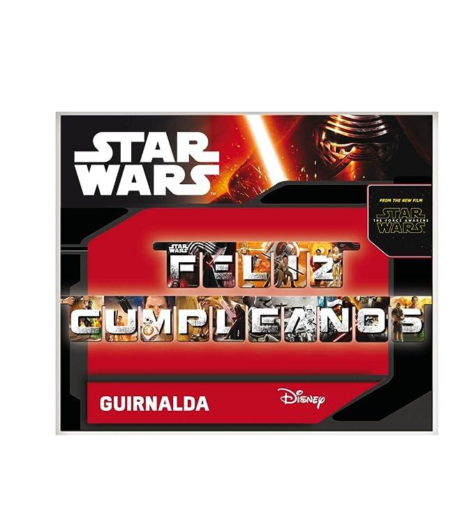 Star Wars- Guirnalda (Verbetena 014000859)