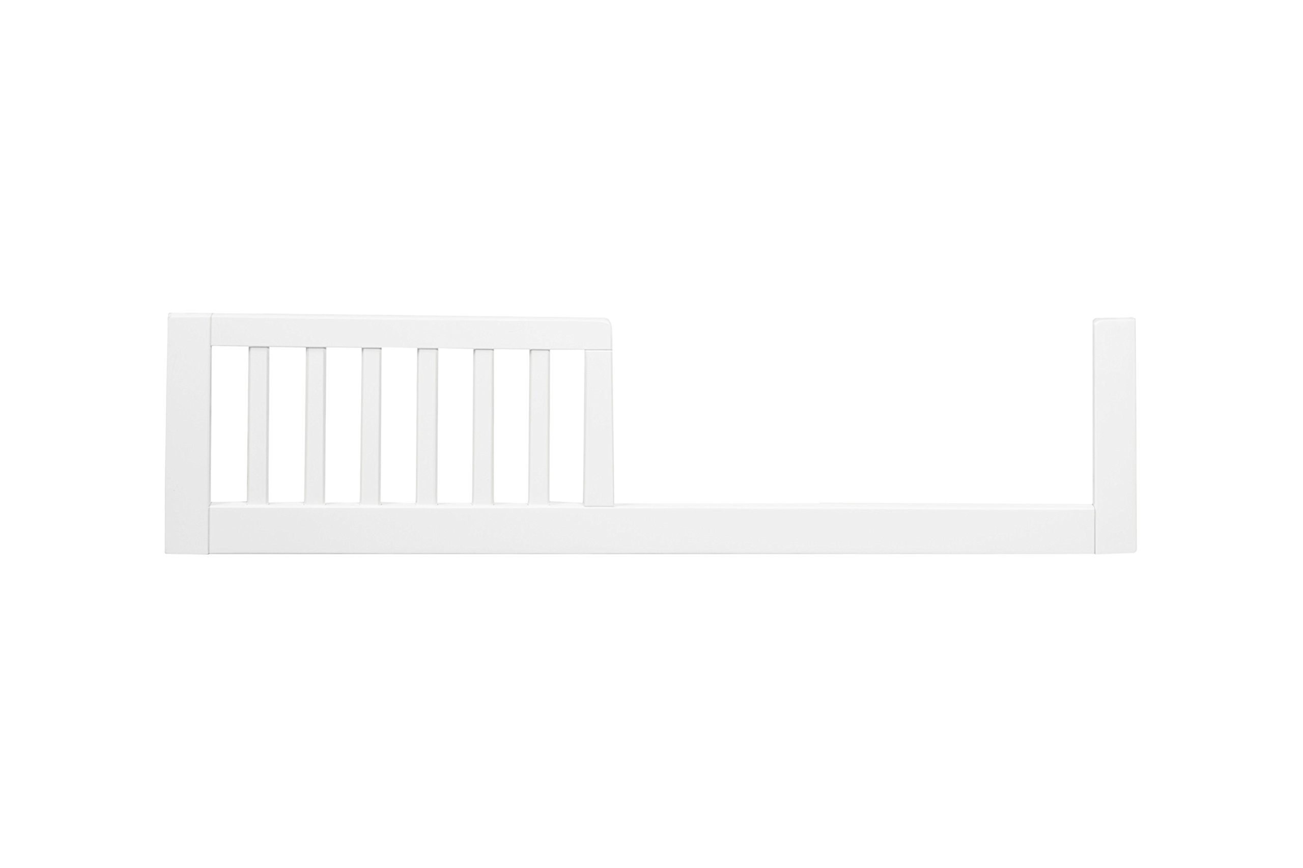 Carter's by Davinci Toddler Bed Conversion Kit, White by Carter's by DaVinci (Image #1)