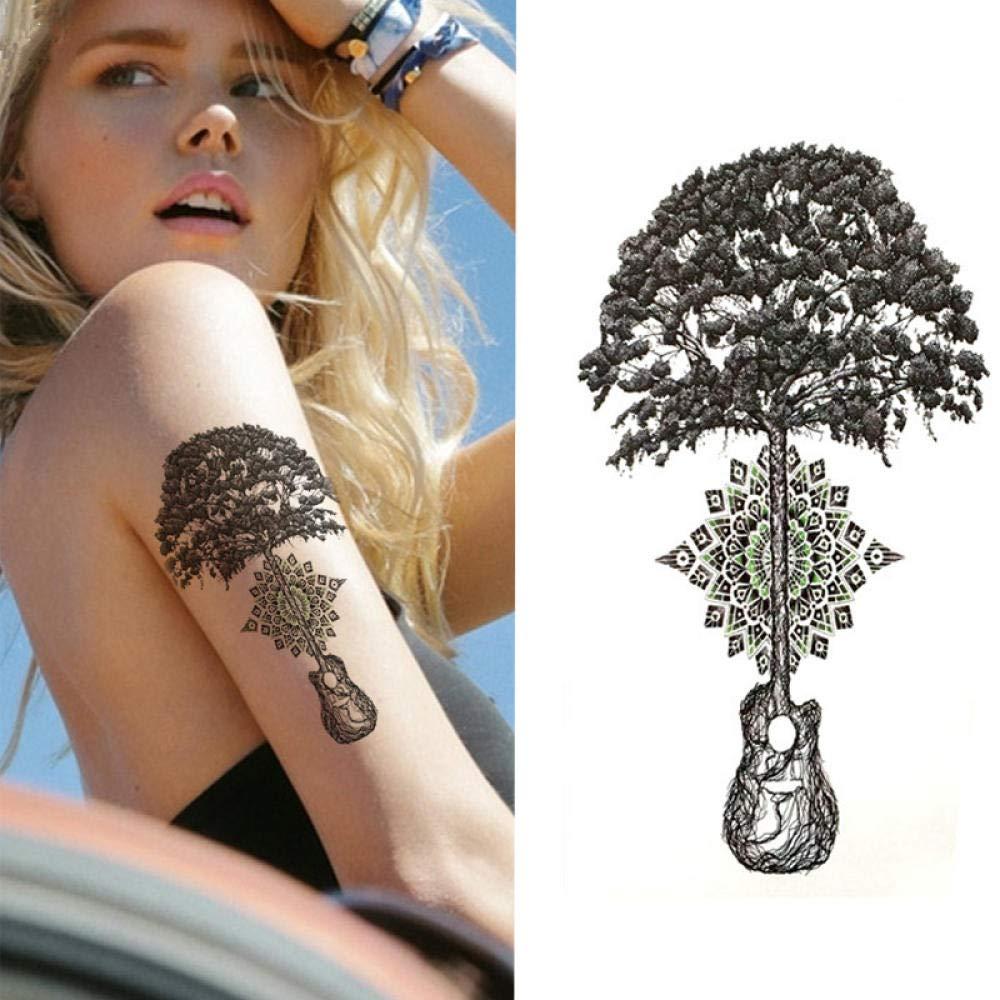 Tatuaje temporal, Brazo Chicas Tatuajes divertidos Tatuajes de ...