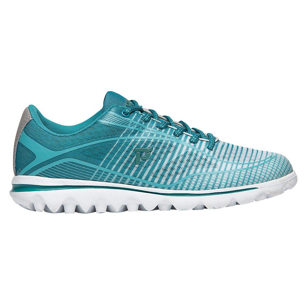 Propét Frauen Turquoise Fashion Sneaker Weiß, Turquoise Frauen 6173d9