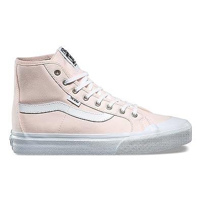 da719c6bb8 Vans Women s Black Ball Hi SF Shoes Pearl Pink Size  US Womens 7.5 ...