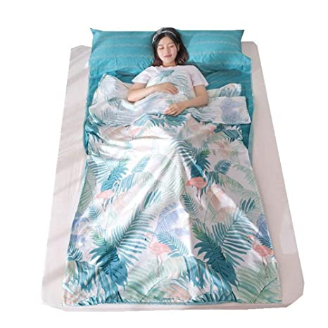 Algodón Viaje Hotel Saco de Dormir Evitar sábanas sucias de ...