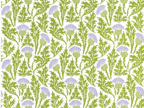 Thistle Patch Recycled Tissue Paper 240~20''x30'' Sheets Tissue Prints (240 Sheets) - WRAPS-P1114 by Miller Supply, Inc.