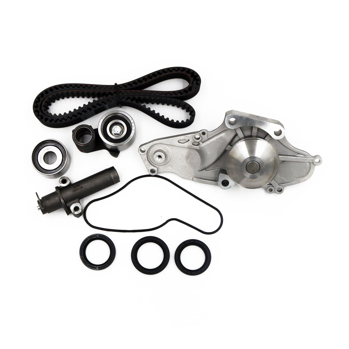 Timing Belt Water Pump Kit fits for 1999 2000 2001 2002 2003 2004 Honda Odyssey 2001-2003 Acura CL 3.2L 3.5L V6 SOHC J32A1 J32A2 J32A3 J35A1 J35A4 VTEC 2003-2004 Pilot