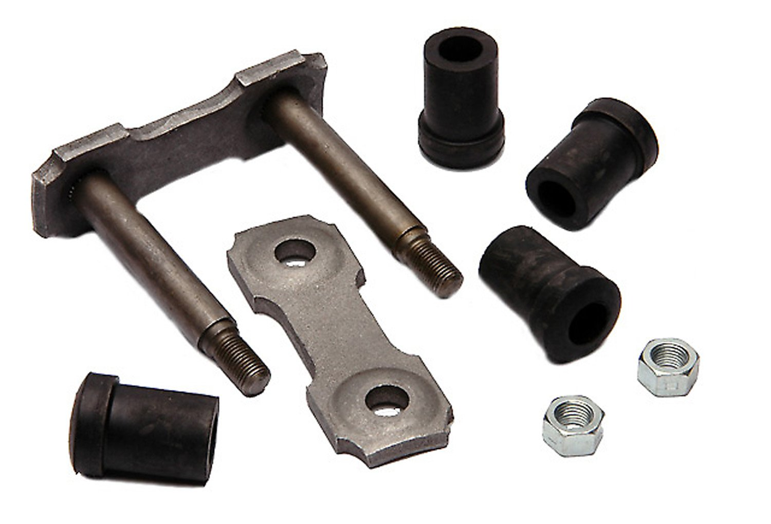 ACDelco 45G13004 Professional Rear Leaf Spring Shackle Bushing Assembly
