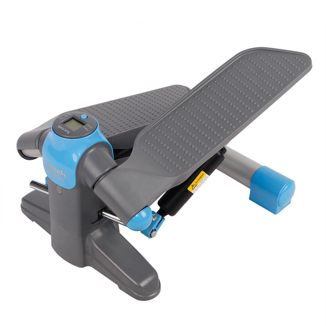 Flexispot Home Exercise Stepper Machine Mini Step Swivel Elliptical Trainer