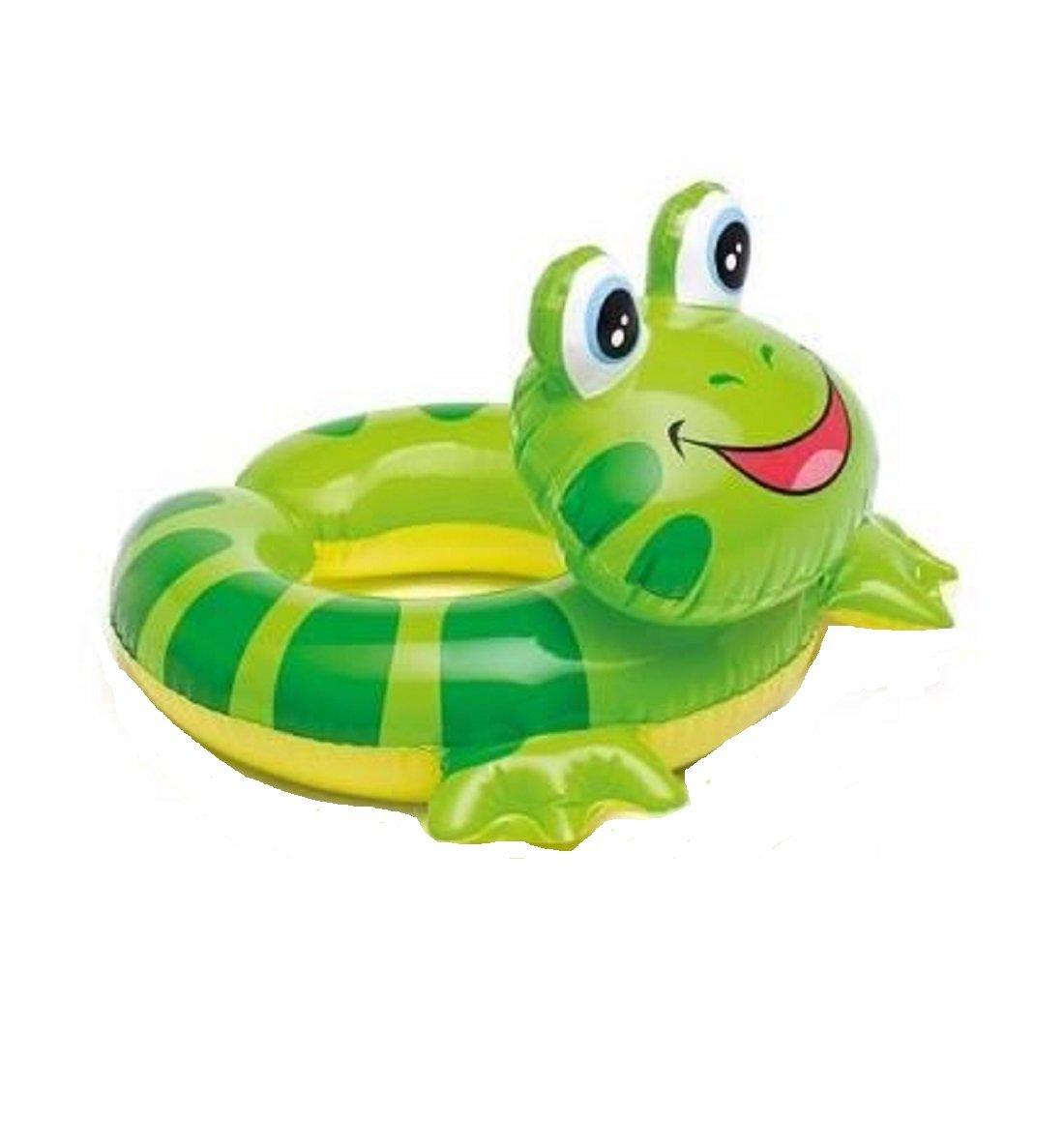 Baño Animal Hinchable flotador (para absoluten baño Diversión/Animales cabeza/Animales cabeza/aprox. 56 cm diversión de baño para niños/de la ideal baño ...