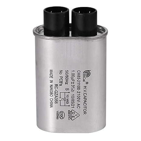 Amazon.com: BlueCatELE Condensador universal para microondas ...