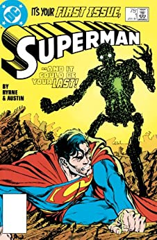 Superman (1987-2006) #1 by [Byrne,John]