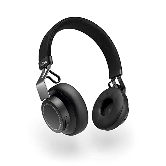 0b775828cdf Image Unavailable. Image not available for. Color: Jabra Move Style  Edition, Black Wireless Bluetooth Music Headphones