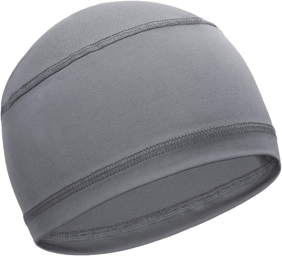 Skull Cap Helmet Liner for Men - Cooling Sweat Wicking Cycling Head Caps - Under Motorcycle & Hard Hat Liners