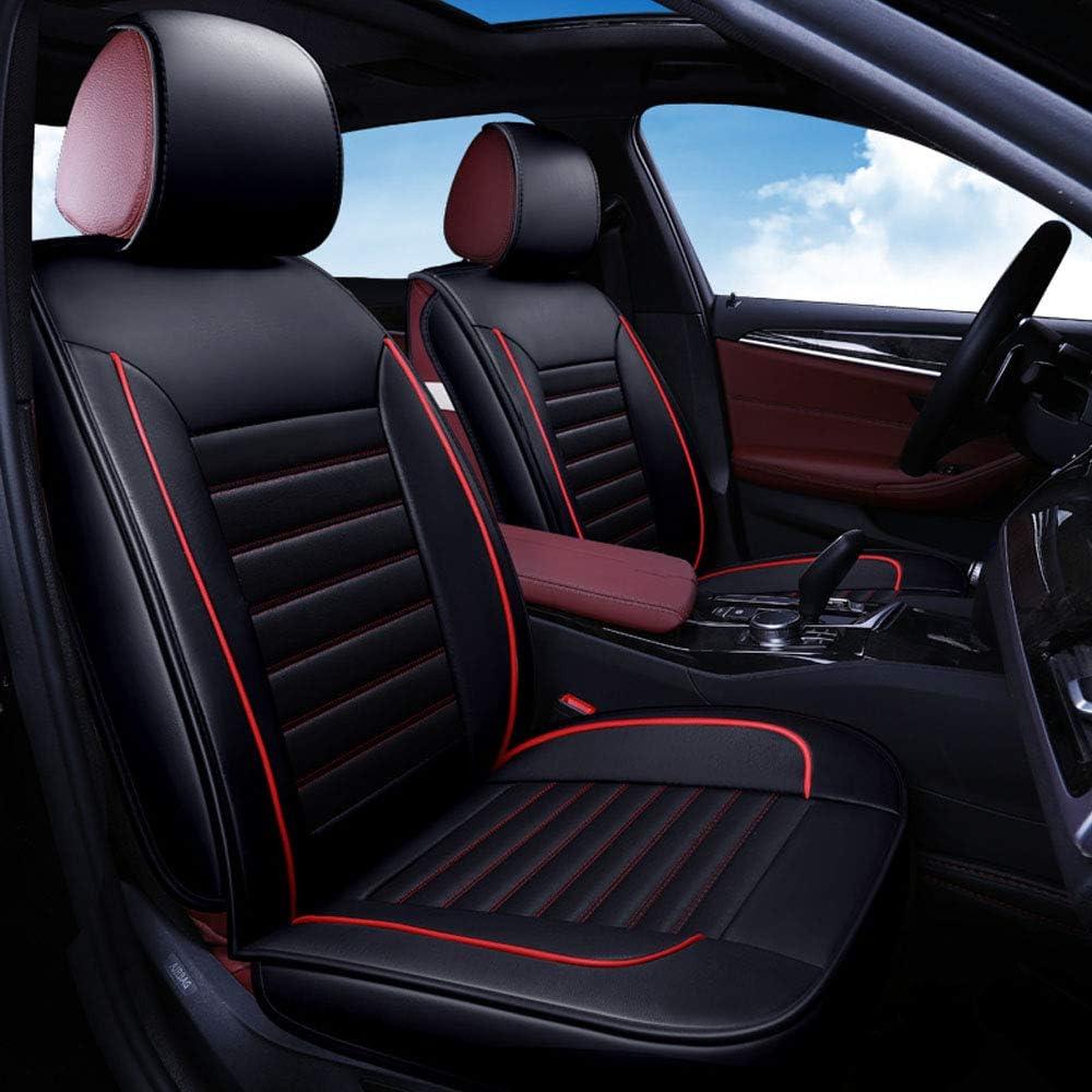 Funda de asiento de coche Accesorios de coche Cuero sintético adecuado para stelvio giulia giulietta A6 Q3 Q5 Q7 f20 e30 e36 e46 e90 f30 e39 e60 f10 f11 x3 x6