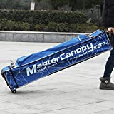 ABCCANOPY 10x10ft Canopy Gazebo Shelter Roller Carry Bag for Shorter Frame 10x10 (Blue) …