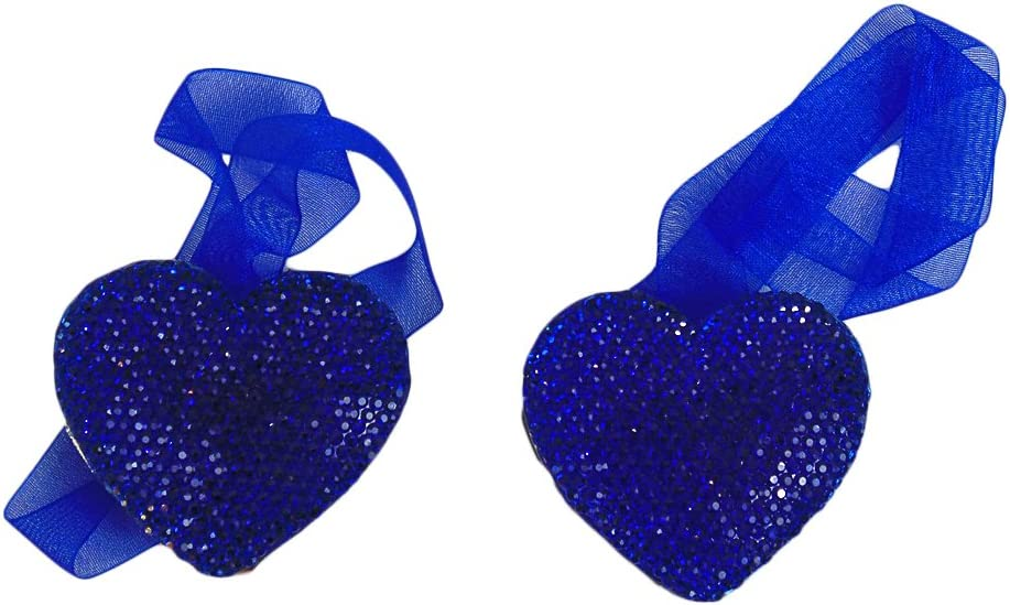 Sharplace Fermatenda Supporto Tenda Fibbia Magnetica Decorazione per Finestra Drapeggio #2