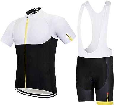 Pantalones cortos de ciclismo para hombre Bib Kits de ...