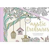 Kyпить KaiserCraft Kaisercolour Postcard Book 20/pkg-Mystic Treasures на Amazon.com