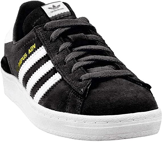 adidas Skateboarding Campus ADV Schuh (core black white white)