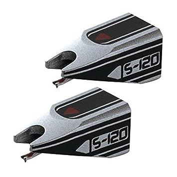 Stylus Serato S-120 (par) estilos de repuesto para tocadiscos ...