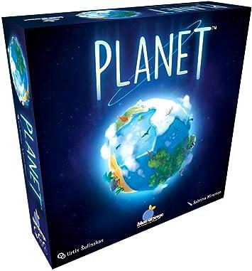 Lúdilo- Planet niños, Educativo, cooperativo, Piezas magneticas, Desarrollo Habilidades cognitivas, Juegos de Mesa, Familia, Color Azul (Blue Orange Games 10701): Amazon.es: Juguetes y juegos