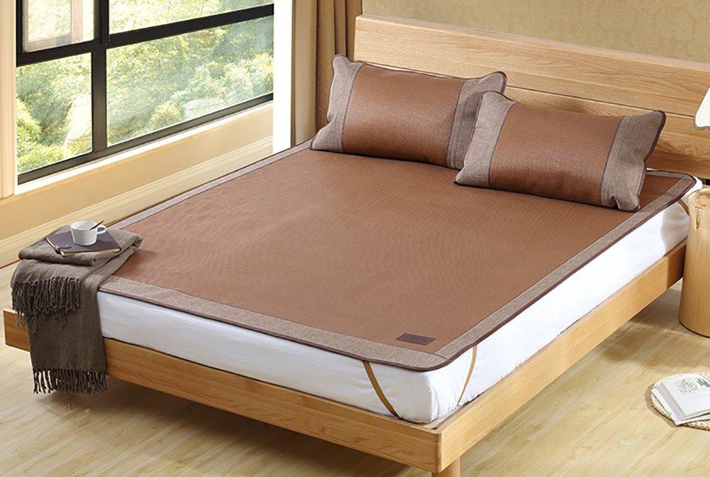 夏の睡眠マットエアコンマット枕のない畳のマット (サイズ さいず : W120*L195cm) B07F61YXTX W120*L195cm W120*L195cm